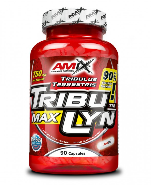 Трибулус террестрис Amix nutrition Tribulyn 90% cps 90 capsules