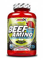 Аминокислотные комплексы Amix nutrition Beef amino tbl 250 tablets