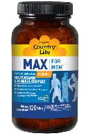 Витамины для Мужчин Country life Max for men (макс фо мен) 120 таблеток