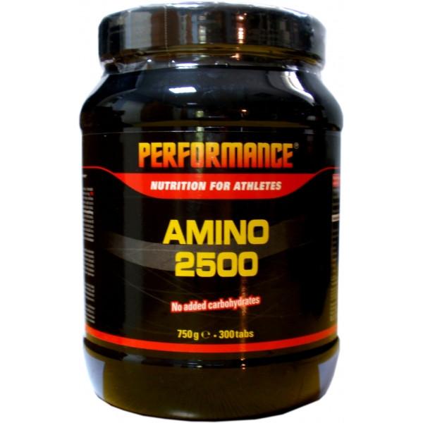 Аминокислотные комплексы Performance Amino 2500 300 таб
