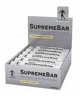 Протеиновые батончики Kevin Levrone Series SupremeBar 12 x 80г  белый шоколад