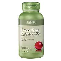 Антиоксиданты GNC GRAPE SEED 100 100 caps