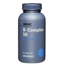 Витамин Б GNC B-Complex 50  250 caps