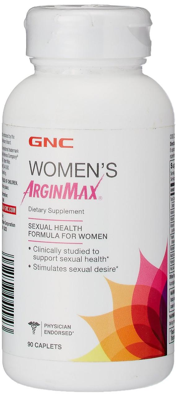 Витамины для Женщин GNC WOMENS ARGINMAX 90 caps