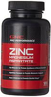 ZMA - Цинк, Магний, Витамин В6 GNC Zinc Magnesium Aspartate  120 tab