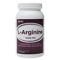 Аргинин GNC L-ARGININE 1000 90 caps