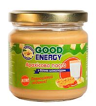 Арахисовая паста  Good Energy Арахісова паста 180g