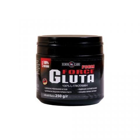 Глютамин Form Labs GlutaForce 250g