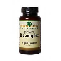 Витамин Б FORM LABS Ultimate B-Complex 90 cap