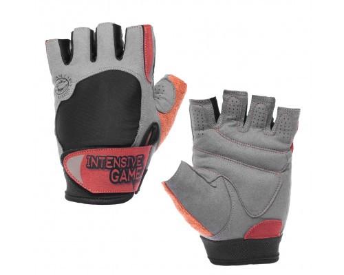 Перчатки спортивные, для зала Form Labs NTENSIVE GAME MFG 255 красный
