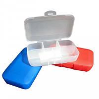 Таблетницы Buchsteiner  PILLMASTER Klikbox таблетница  (Пластик)