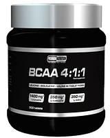BCAA - Лейцин, Изолейцин, Валин Premium Nutrition BCAA 4:1:1 300таб