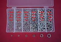 Шайба гровер Ф14 ГОСТ 6405-70, DIN 127 из нержавеющих сталей