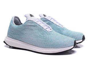 Кроссовки женские Adidas Ultra Boost x Parley for the Oceans / ADW-926 (Реплика)