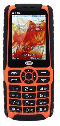 Противоударный телефон LAND ROVER XP3500 English - 2 Sim (12000 mAh+ power bank)