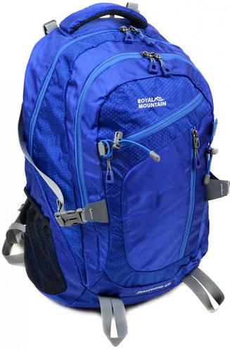 Синий туристический рюкзак Royal Mountain 8431 blue, 45 л.