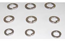 Шайба гровер Ф5 ГОСТ 6405-70, DIN 127 из нержавеющих сталей