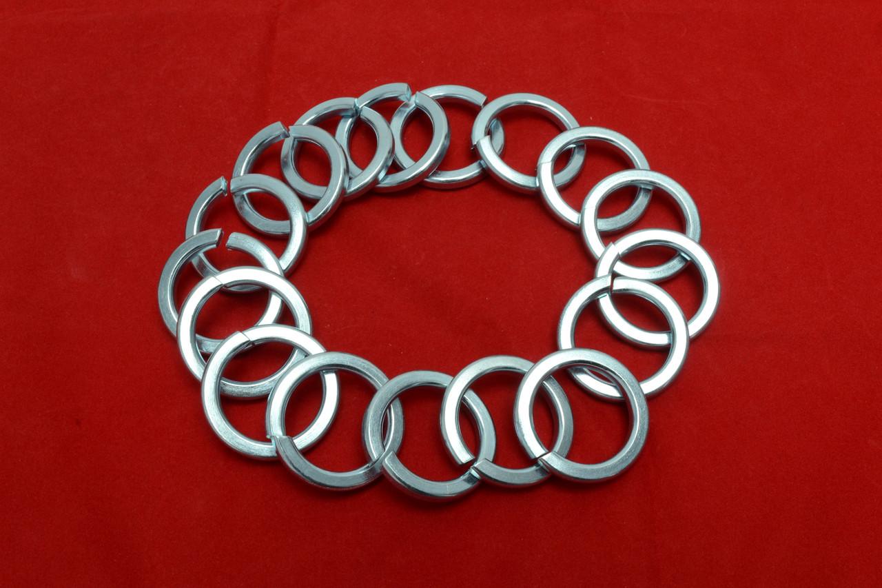 Шайба гровер Ф10 ГОСТ 6405-70, DIN 127 из нержавеющих сталей