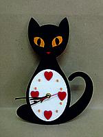 """Часы детские """"Котик"""""""
