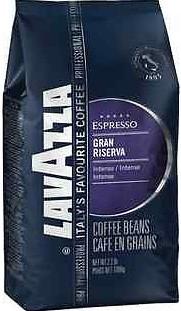 Кава в зернах Lavazza Espresso Gran Riserva 1000г