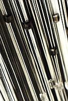 Шторы нити радуга со  стеклярусом №32