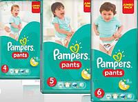 Подгузники - трусики детские Pampers Pants (6) Extra large 16+ кг 44 шт