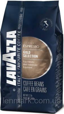 Кофе в зернах Lavazza Espresso Gold Selection 1000г