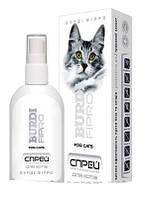 Спрей Бурді фіпро для котів (з фіпронілом) 150мл.