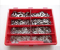 Шайба гровер Ф33 ГОСТ 6405-70, DIN 127 из нержавеющих сталей