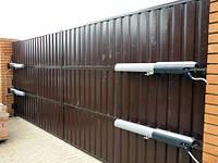 Оптимальные варианты автоматических приводов для разных типов ворот