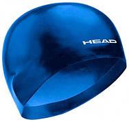Шапка для плаванья 3D RACING p. L (Темно-синяя)