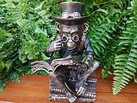 Коллекционная статуэтка Veronese Ученая обезьяна Стимпанк WU76796A4