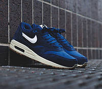 Кроссовки Nike Air Max 1 Essential Midnight Navy/Gum , фото 1