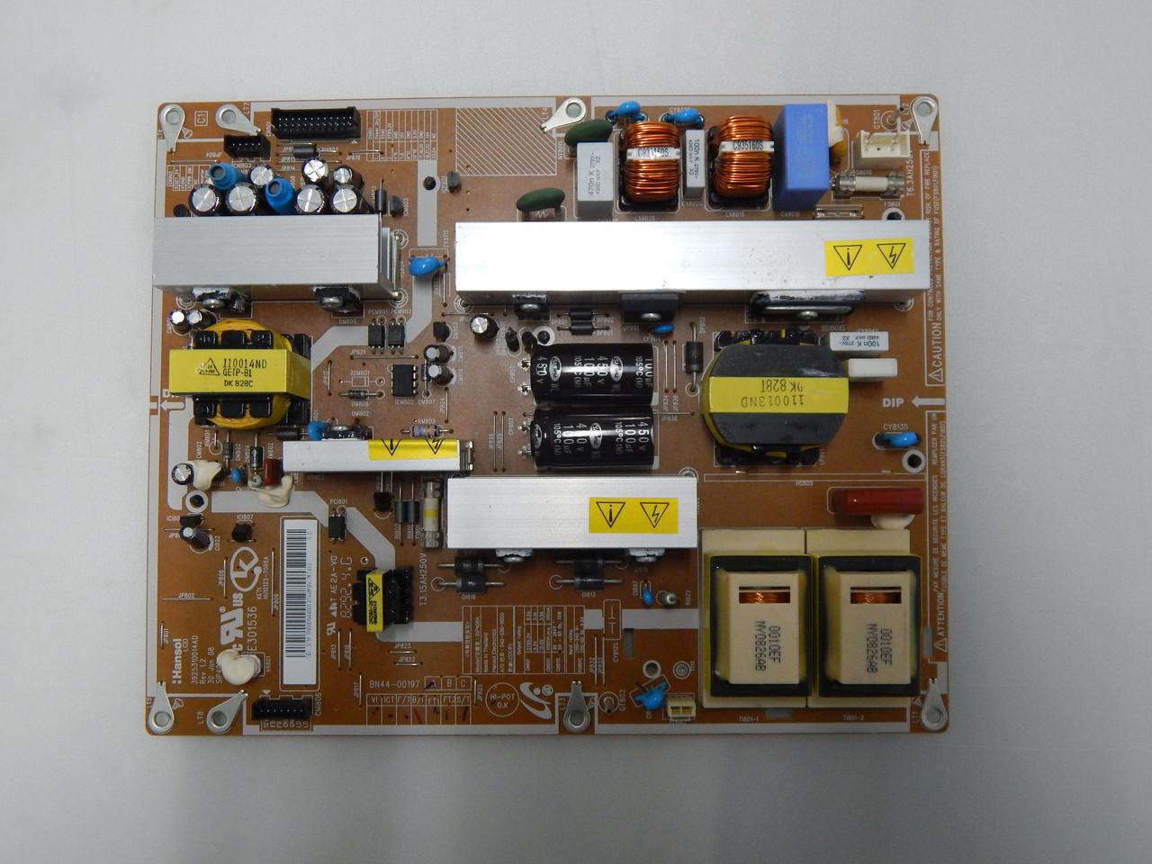POWER SUPPLY E301536 SAMSUNG