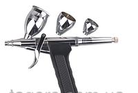 АэроАэрограф профессиональный пистолетного типа 0,3 мм