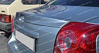 Задний спойлер Toyota Avensis 2 седан (спойлер на багажник Тойота Авенсис 2)