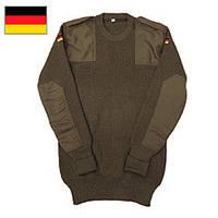 Свитера армии Германии, Бундесвер, камуфляж - олива,  новый, фото 1