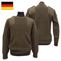 Свитера армии Германии, Бундесвер, камуфляж - олива,  Б/У, фото 1