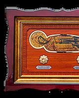 Киот-мощевик «Успение Пресвятой Богородицы».