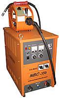 Полуавтомат NBC-350 c раздельным подающим механизмом трансформаторный. Профессиональная серия.