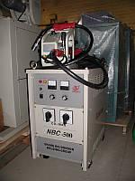 NBC 500 Полуавтомат c раздельным подающим механизмом  трансформаторный  профиссиональная серия.