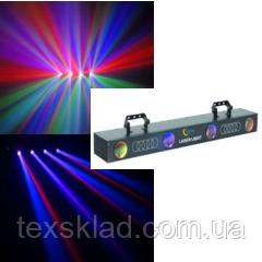 Динамический светоприбор TUNEL 4