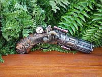 Коллекционная статуэтка Veronese Шестистволый Пистолет Стимпанк WU76840A4