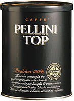 Pellini TOP (ж/б) 250г кофе молотый