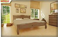 "Ліжко дерев'яне Монако MebiGrand / Кровать деревянная ""Монако"" MebiGrand"