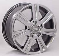 Литые диски Replica Audi (M012) R16 W7 PCD5x112 ET42 DIA57.1 (HB)