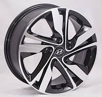 Литые диски Replica Hyundai (BK813) R16 W6.5 PCD5x114.3 ET46 DIA67.1 (BP)