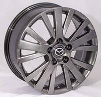 Литые диски Replica Mazda (SSL016) R16 W6.5 PCD5x114.3 ET52.5 DIA67.1 (HS)