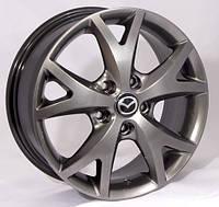 Литые диски Replica Mazda (SSL026) R16 W6.5 PCD5x114.3 ET52.5 DIA67.1 (HB)