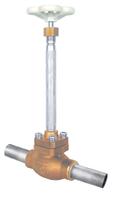 Клапаны для криогенной техники Тип 01311 - Запорный клапан